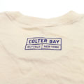 Colter Bay Men's Tan T-Shirt, Colter Bay Men's T, Colter Bay Apparel